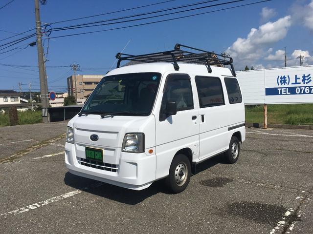 「スバル」「サンバーバン」「軽自動車」「石川県」の中古車7
