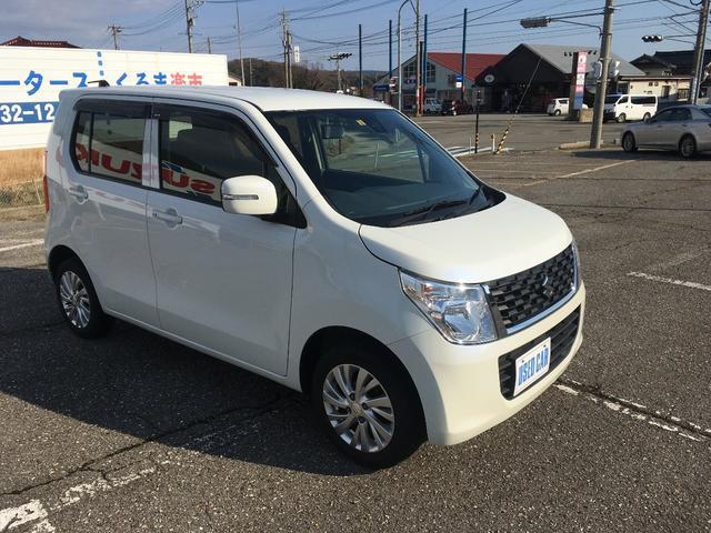 「スズキ」「ワゴンR」「コンパクトカー」「石川県」の中古車6