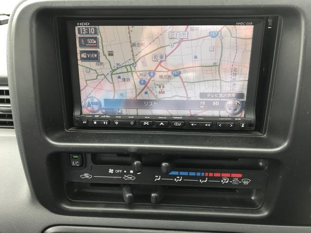 クルーズ 4WD エアコン インパネAT TV ナビ(17枚目)
