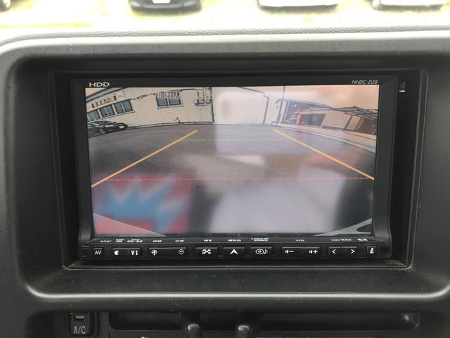 クルーズ 4WD エアコン インパネAT TV ナビ(18枚目)