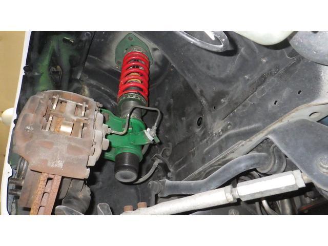 K's TEIN車高調 LSD 前置インタークーラー デフィメーター HKS新品マフラー 5速マニュアル 純正16インチAW Qs改ターボモデル(34枚目)