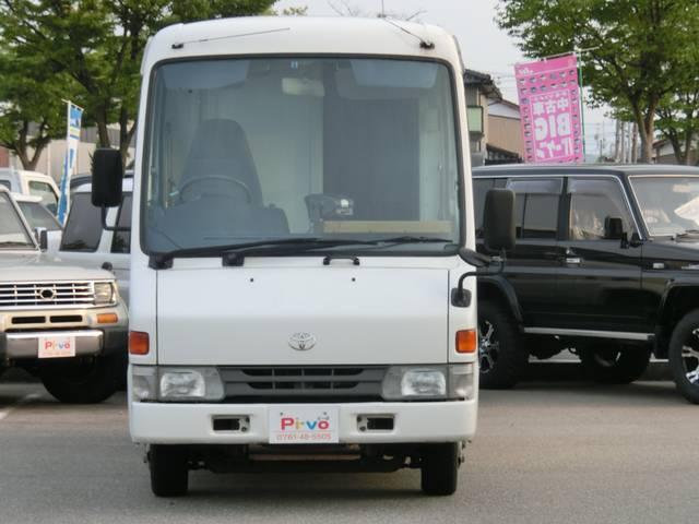 トヨタ クイックデリバリー ロング 2t積