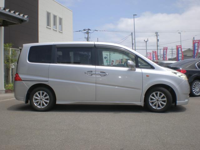 「ホンダ」「ステップワゴン」「ミニバン・ワンボックス」「富山県」の中古車4