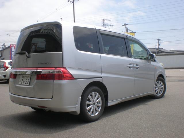 「ホンダ」「ステップワゴン」「ミニバン・ワンボックス」「富山県」の中古車8