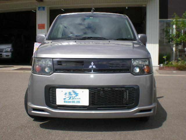 「三菱」「eKスポーツ」「コンパクトカー」「富山県」の中古車2