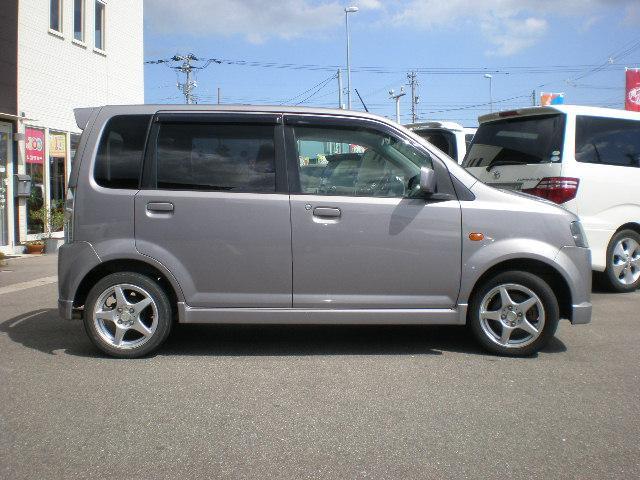 「三菱」「eKスポーツ」「コンパクトカー」「富山県」の中古車4
