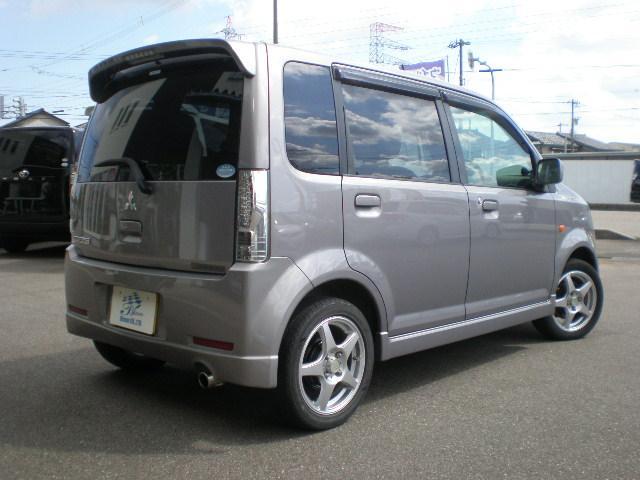 「三菱」「eKスポーツ」「コンパクトカー」「富山県」の中古車8
