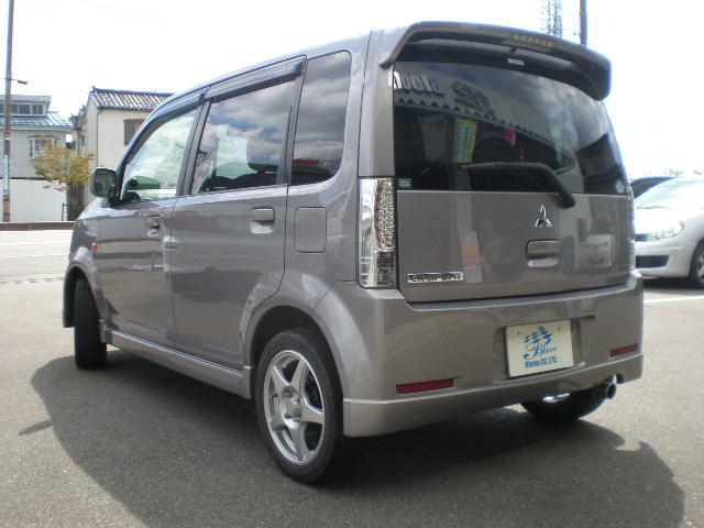 「三菱」「eKスポーツ」「コンパクトカー」「富山県」の中古車9
