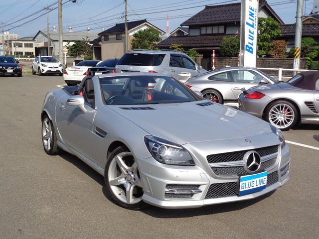 「メルセデスベンツ」「Mクラス」「オープンカー」「富山県」の中古車8