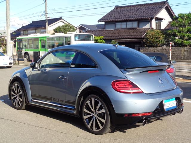 「フォルクスワーゲン」「VW ザビートル」「クーペ」「富山県」の中古車8