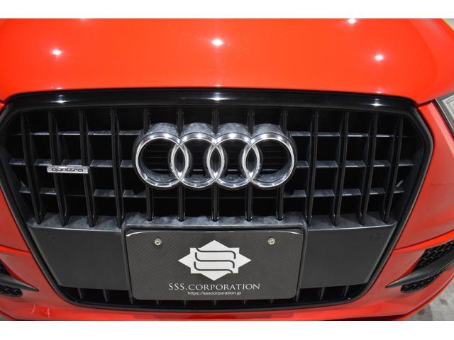アウディ アウディ Q3 Sラインコンペティション 4WD1オーナー 200台限定車