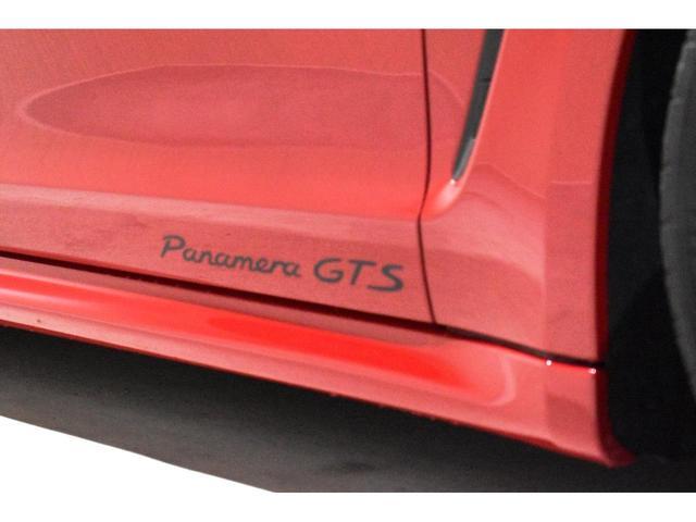 ポルシェ ポルシェ パナメーラ GTS 後期 PCCB PDCC