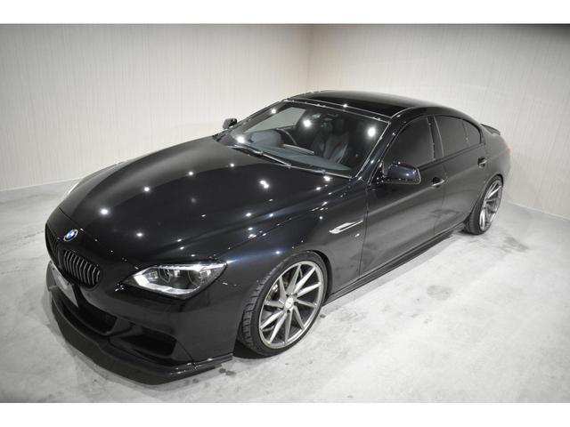 「BMW」「6シリーズ」「セダン」「石川県」の中古車5