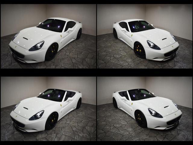 「フェラーリ」「カリフォルニア」「オープンカー」「石川県」の中古車8