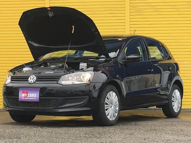 フォルクスワーゲン VW ポロ TSIコンフォートライン 純正BTオーディオ スペアキー有