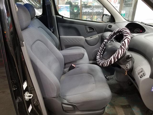 トヨタ ファンカーゴ X リミテッド 4WD
