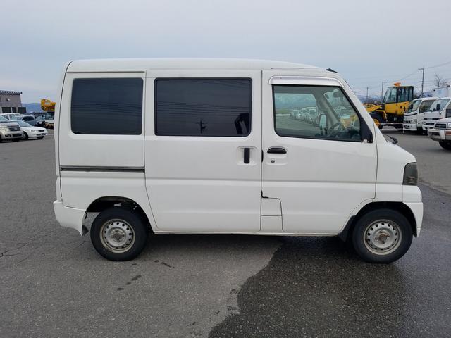 三菱 ミニキャブバン CL オートマ 4WD