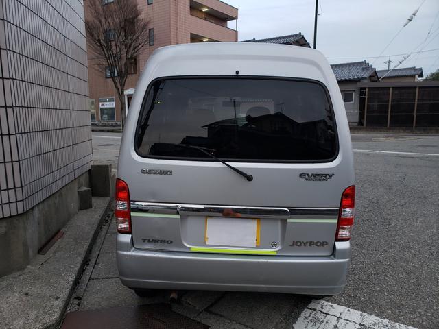 ジョイポップターボ オートマ 4WD タービン交換済み(4枚目)