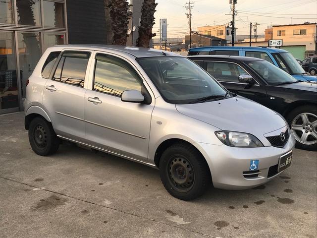 「マツダ」「デミオ」「コンパクトカー」「石川県」の中古車7