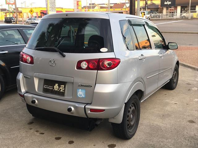 「マツダ」「デミオ」「コンパクトカー」「石川県」の中古車8