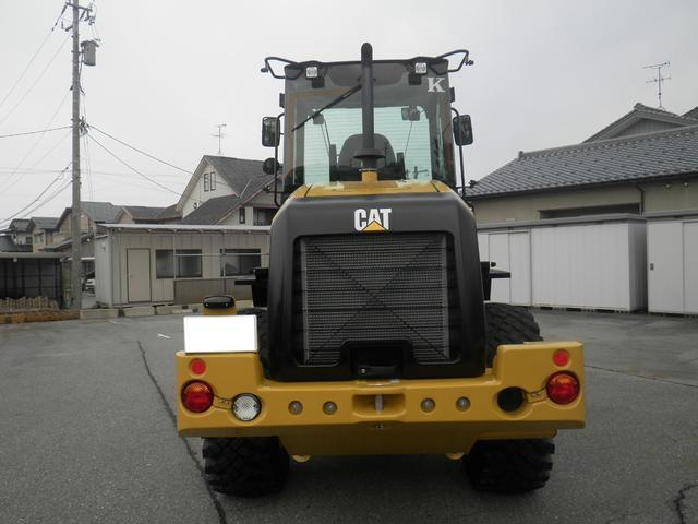 CAT 910K ホイールローダ 454h ワンオーナー 尿素不使用 除雪のみ使用