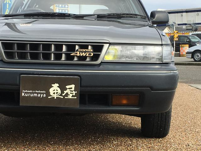 「トヨタ」「スプリンターカリブ」「ステーションワゴン」「石川県」の中古車11