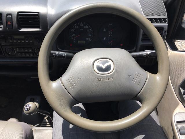 マツダ ボンゴバン DX 4WD 5速マニュアル