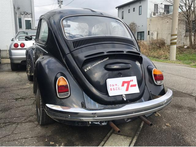 「フォルクスワーゲン」「ビートル」「クーペ」「石川県」の中古車5