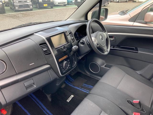 マツダ AZワゴンカスタムスタイル XT 4WD キーレスプッシュスタート