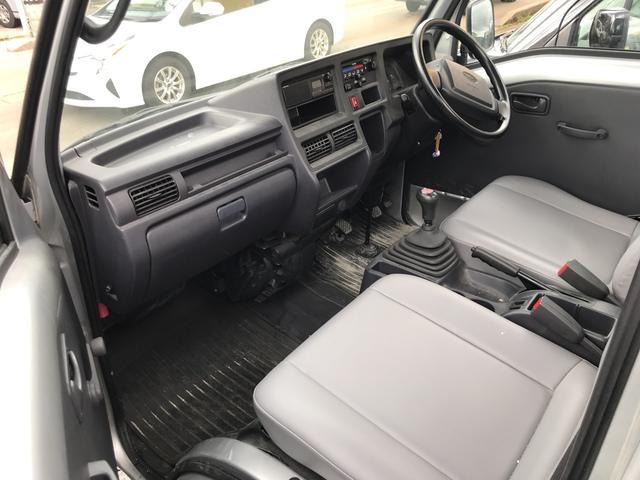 TB 4WD 5速マニュアル車 ホロ付運手席のみエアバッグ付(19枚目)
