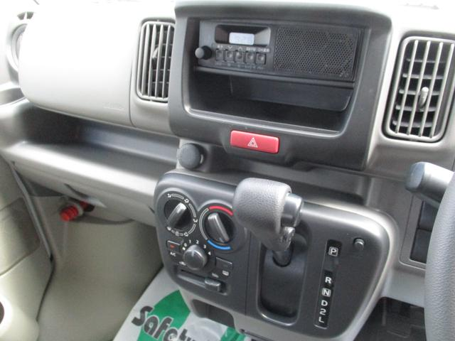 PA 4WD エアコン パワステ ABS Wエアバッグ(12枚目)