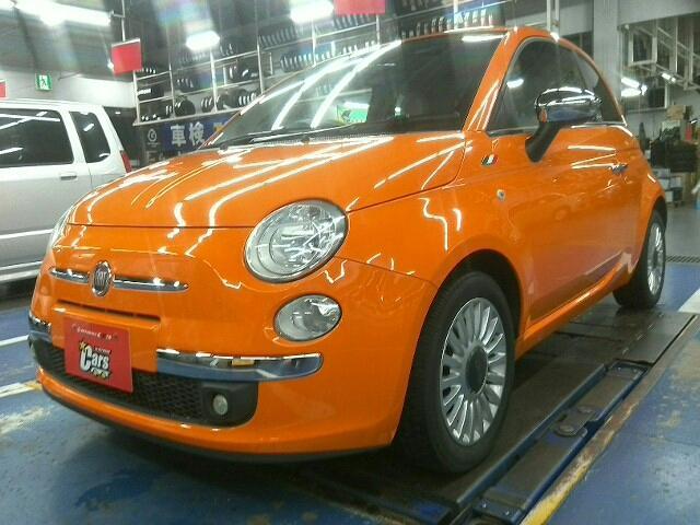 「フィアット」「500(チンクエチェント)」「コンパクトカー」「石川県」の中古車6