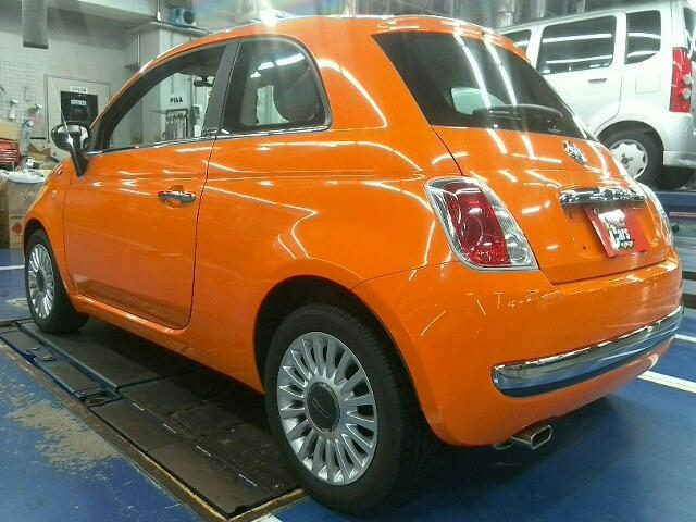 「フィアット」「500(チンクエチェント)」「コンパクトカー」「石川県」の中古車18