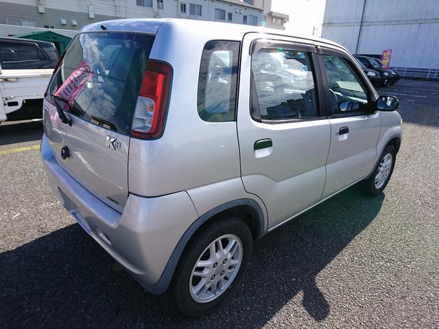 スズキ Kei Gタイプ 4WDターボ キーレス CD アルミホイール