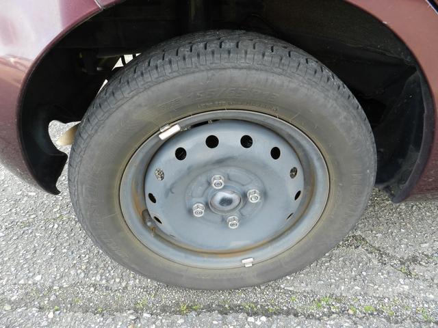 タイヤについてはご相談ください。