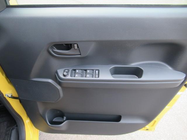 運転席のドア内