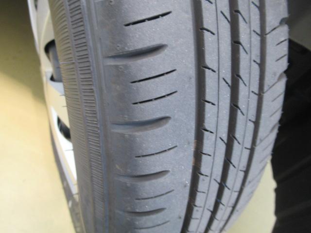 タイヤの溝もまだあります