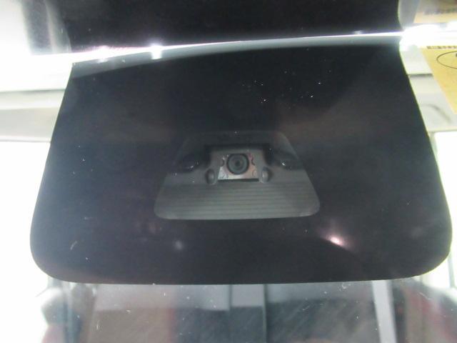 スマートアシストIIのカメラです