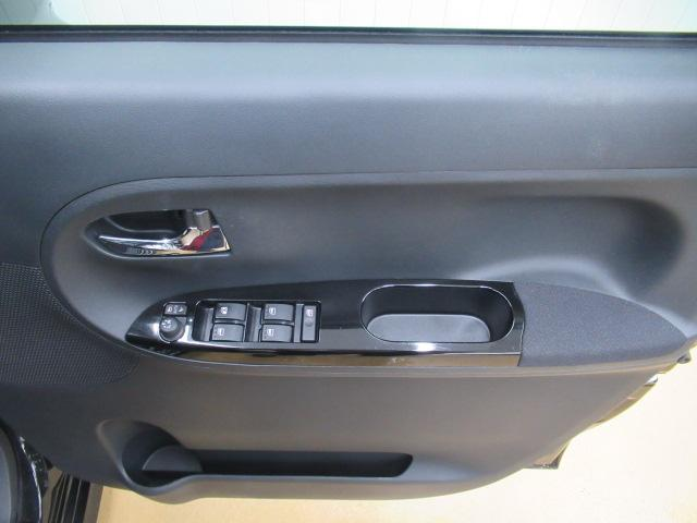 運転席ドアの内側の写真です