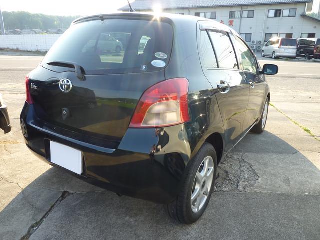「トヨタ」「ヴィッツ」「コンパクトカー」「石川県」の中古車9