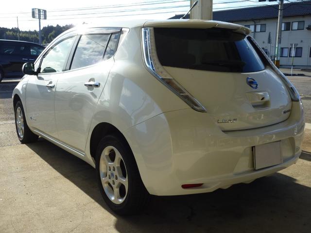 「日産」「リーフ」「コンパクトカー」「石川県」の中古車7