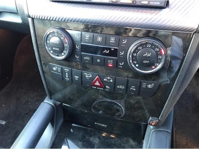 ML63 AMG 22インチAW 黒革 サンルーフ ディーラー車 左ハンドル サンルーフ HDDナビ フルセグTV バックカメラ(24枚目)