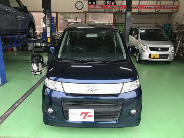 「スズキ」「ワゴンRスティングレー」「コンパクトカー」「石川県」の中古車2