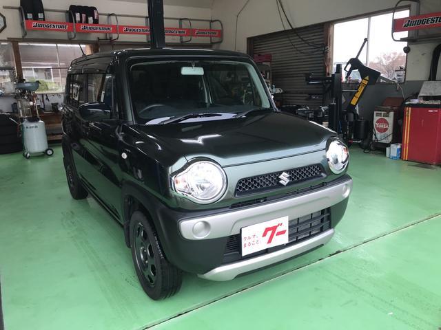 「スズキ」「ハスラー」「コンパクトカー」「石川県」の中古車3