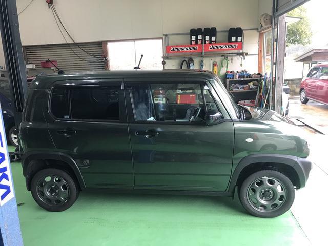 「スズキ」「ハスラー」「コンパクトカー」「石川県」の中古車39