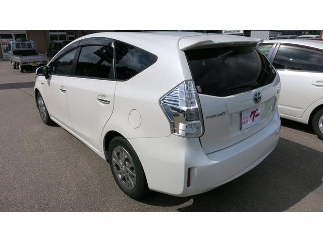 「トヨタ」「プリウスα」「ミニバン・ワンボックス」「石川県」の中古車9