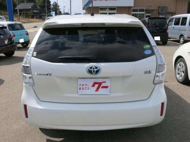 「トヨタ」「プリウスα」「ミニバン・ワンボックス」「石川県」の中古車26