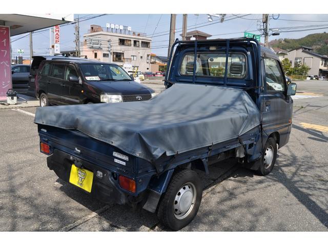「スバル」「サンバートラック」「トラック」「石川県」の中古車4