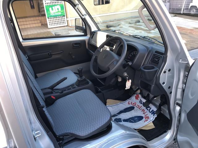 KC エアコン パワステ 4WD(4枚目)
