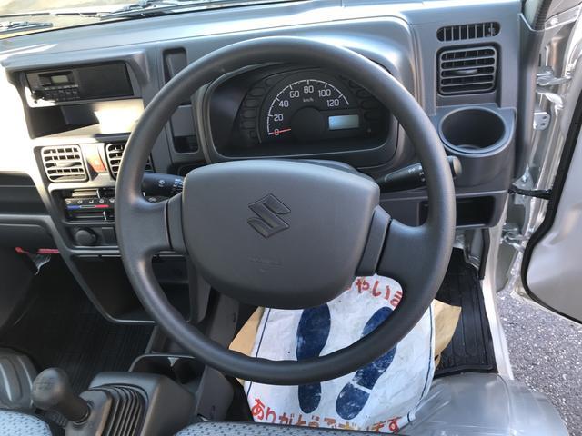 KC エアコン パワステ 4WD(5枚目)